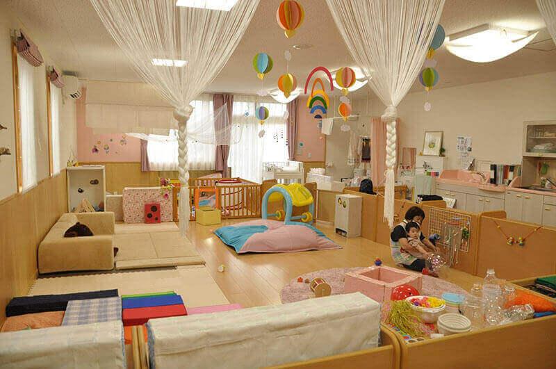 乳児育児担当制